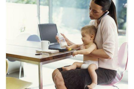 Lavoro per mamme